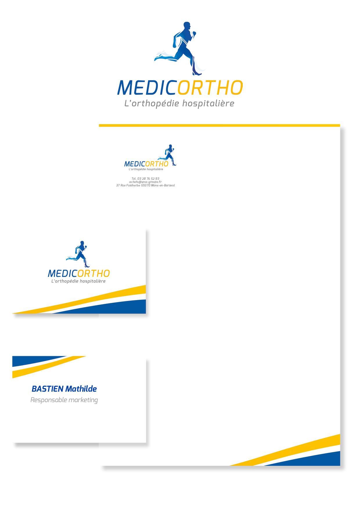 charte graphique medicortho