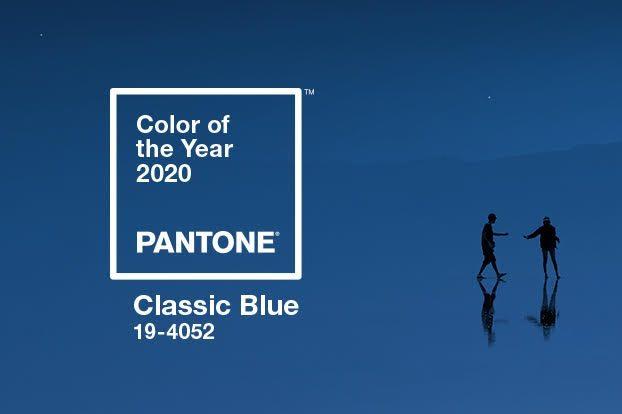 bleu nuit pantone