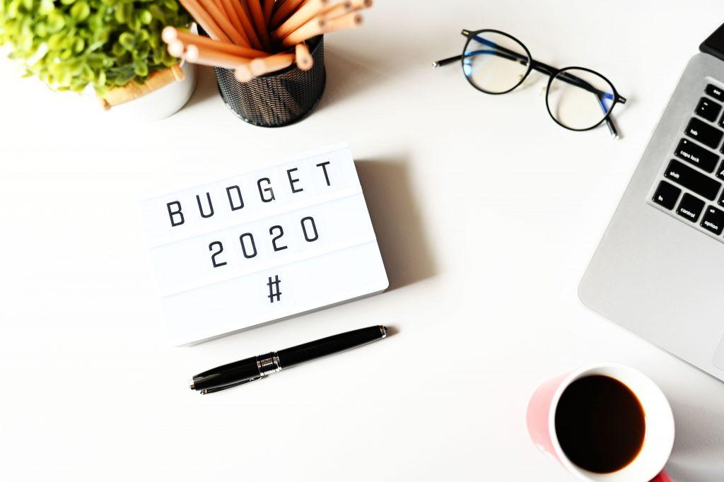 budget communication calcul roi